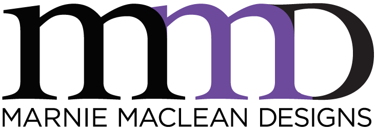 marnie maclean designs logo