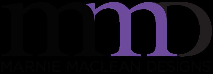 marnie maclean designs logo